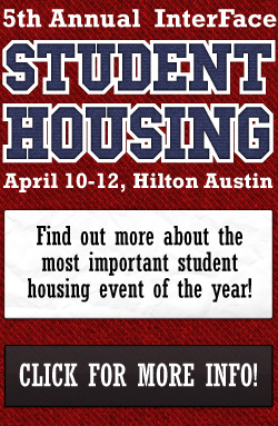 5th Annual InterFace Student Housing Conference